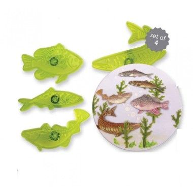 JEM - Fish - Set of 4