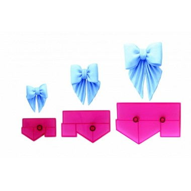 JEM - Bows for Drapes - Set of 3