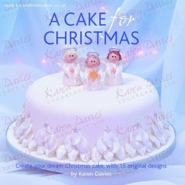 Karen Davies - Book - A Cake for Christmas Part 1