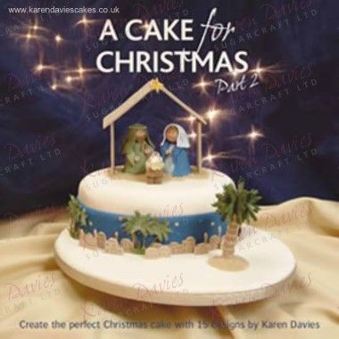 Karen Davies - Book - A Cake for Christmas Part 2