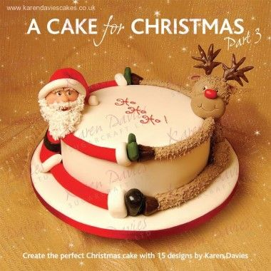 Karen Davies - Book - A Cake for Christmas Part 3