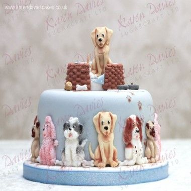 Karen Davies - Moulds - Dogs by Alice
