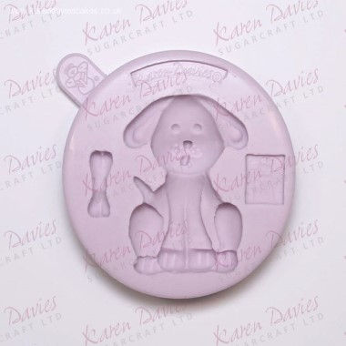 Karen Davies - Moulds - Dog
