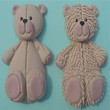 Karen Davies - Moulds - Large Teddy