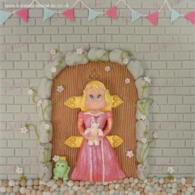 Karen Davies - Moulds - Princess by Alice