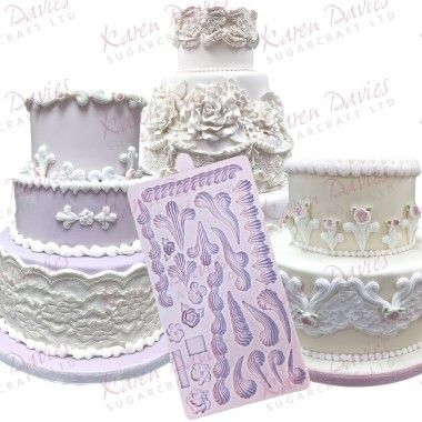 Karen Davies - Moulds - Royal Ice Essentails