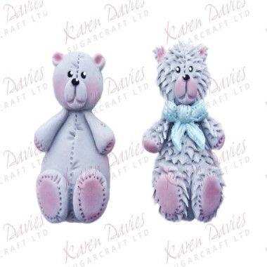 Karen Davies - Moulds - Teddy
