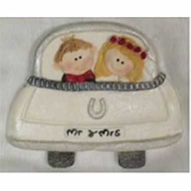 Karen Davies - Wedding Car