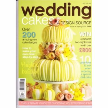 Wedding Cakes - A Design Source - Issue 46