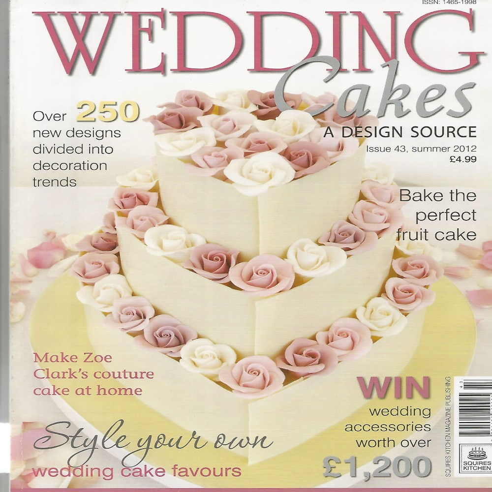 Wedding Cakes - A Design Source - Issue 43