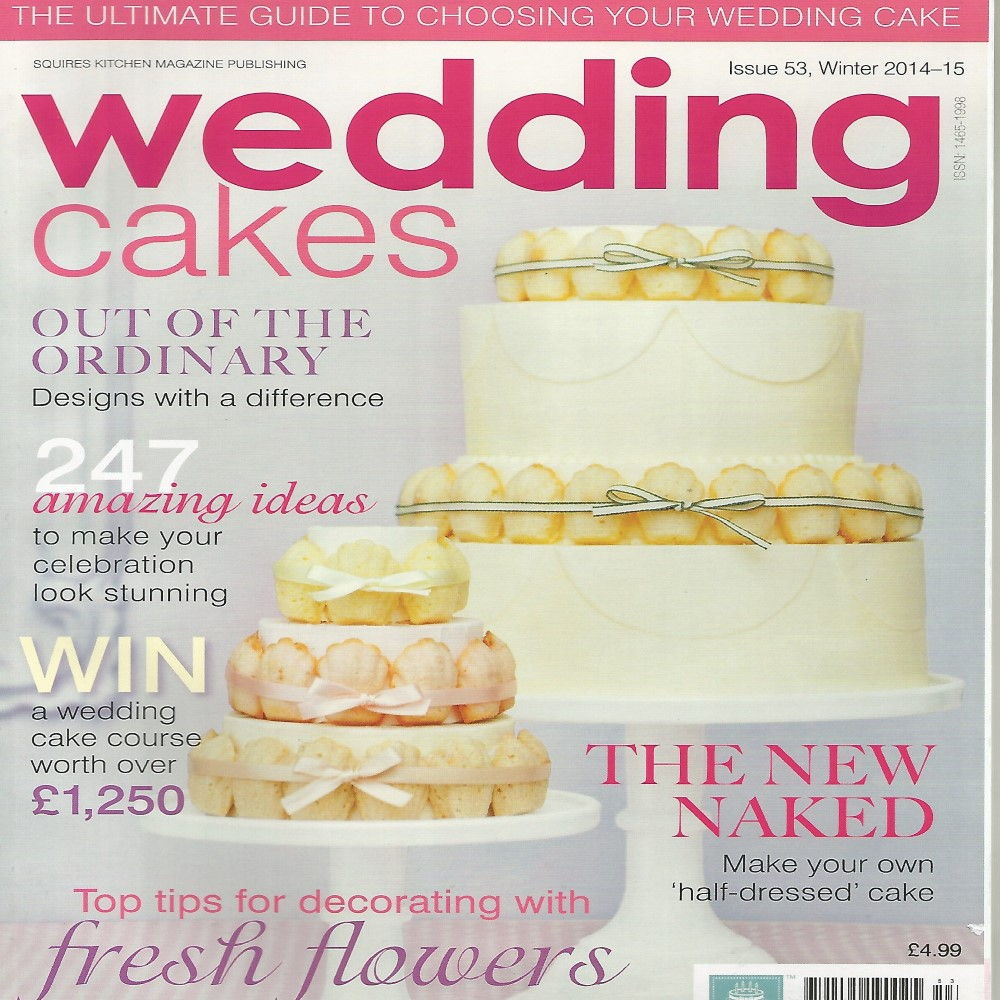 Wedding Cakes - A Design Source - Issue 53