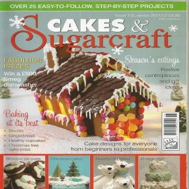 Cakes and Sugarcraft   Issue 115