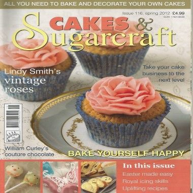 Cakes and Sugarcraft   Issue 116