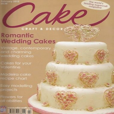 Cake Craft and Decoration   February 2012