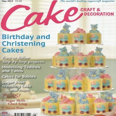 Cake Craft and Decoration   May 2013