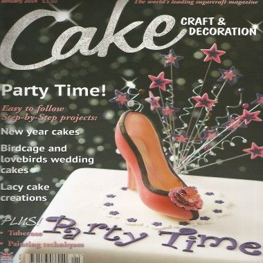 Cake Craft and Decoration   January 2014
