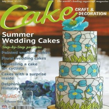 Cake Craft and Decoration   July 2014