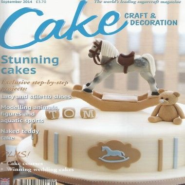 Cake Craft and Decoration   September 2014