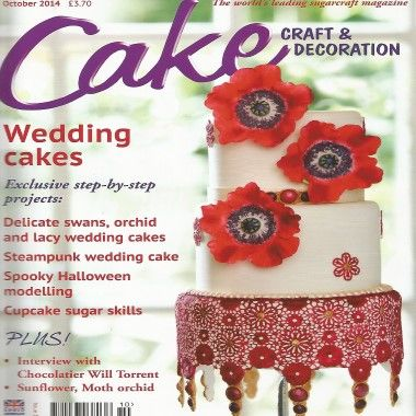 Cake Craft and Decoration   October 2014