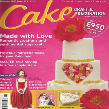 Cake Craft and Decoration - February 2015