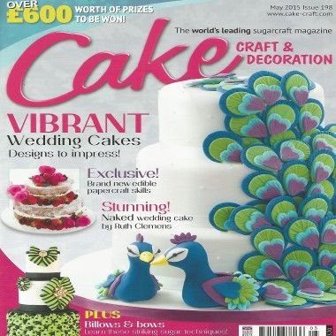 Cake Craft and Decoration - May 2015