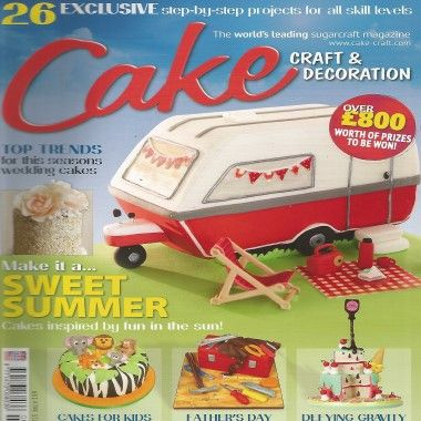 Cake Craft and Decoration   June 2015