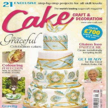 Cake Craft and Decoration   September 2015