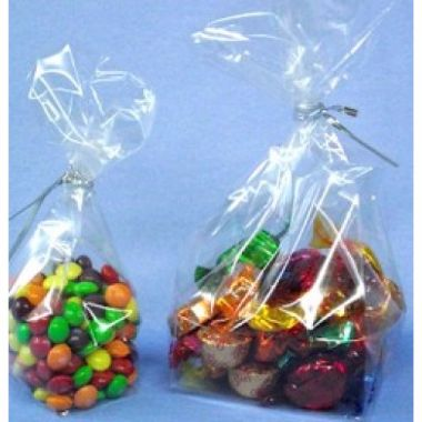 Small Clear Confectionery Bags