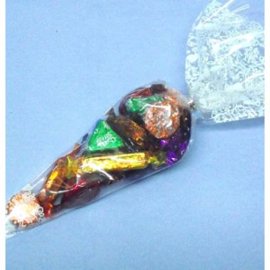 Printed Cone Shaped Confectionery Bags