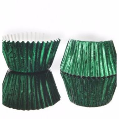 Emerald Green Muffin Case