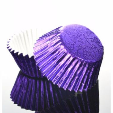 Purple Muffin Case