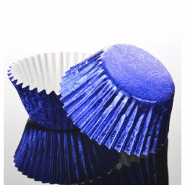 Royal Blue Muffin Case