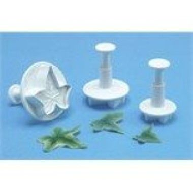 PME - Ivy Leaf Plunger - Set of 3