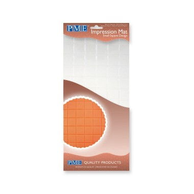 PME - Impression Mat - Small Square Design