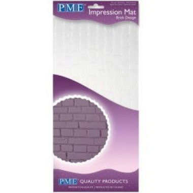 PME - Impression Mat - Brick Design