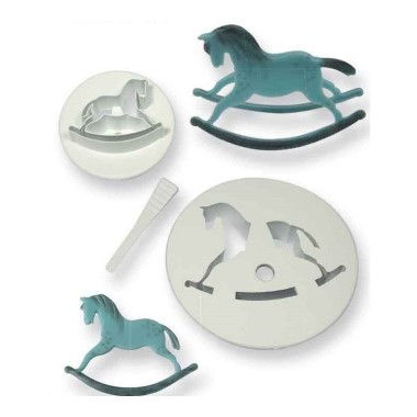 PME - Rocking Horse - Set of 2