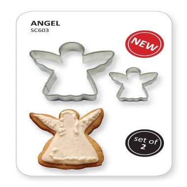PME - Cookie n Cake Cutter - Angel
