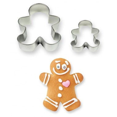 PME - Cookie n Cake Cutter - Gingerbread Man