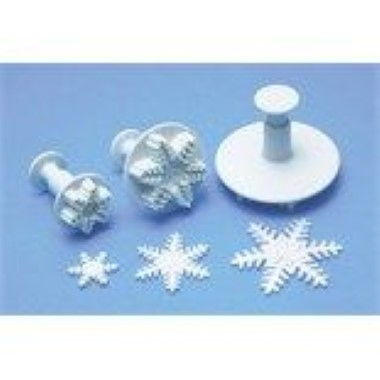 PME - Snowflake Plunger - Small