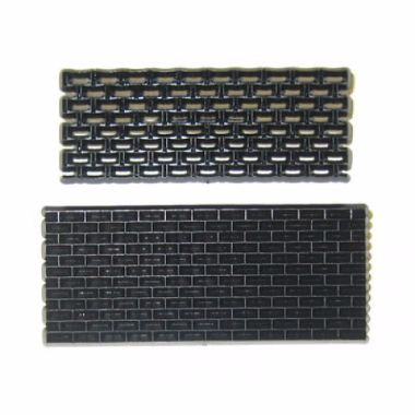 Patchwork Cutters - Mini Brickwork and Basketweave Embosser