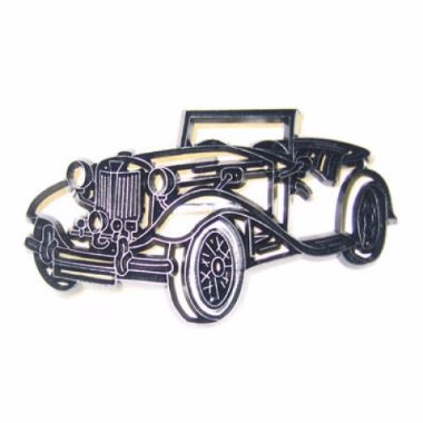 Patchwork Cutters - Vintage Car
