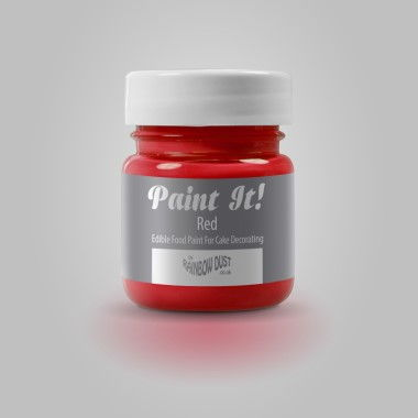 Painbow Dust - Paint It! Colours - Red