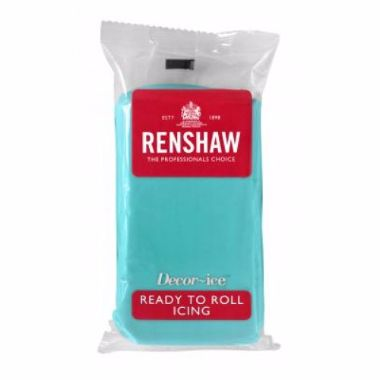 Renshaw - Jade Green - Ready to Roll 250g